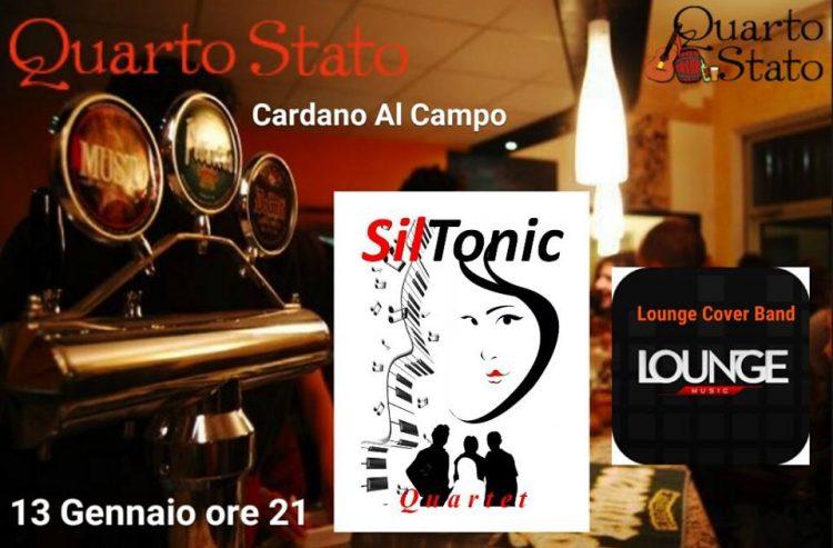 SilTonic Lounge Quartet Live