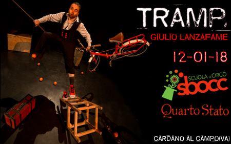 Rassegna Circo Teatro - Tramp. Scuola di Circo Sbocc e Circolo Quarto Stato