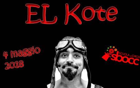 Circoteatro con El Kote from Cile