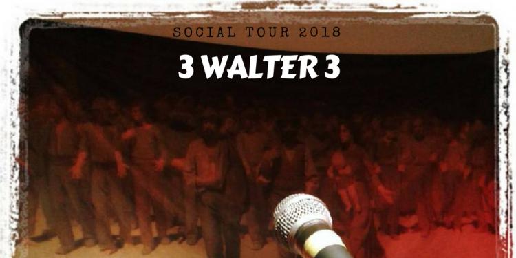 """L'amico, cantautore, musicista ed educatore Walter Cinellu torna a riproporre canzoni e ballate nel SOCIAL TOUR 2018 con una serata speciale dal titolo """"IO, CANTAUTORE, E VOI…"""""""