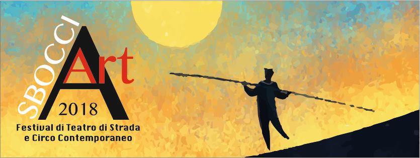 Sbocciart Festival di Circo Contemporaneo con Pro Loco e Scuola di Circo Sbocc.