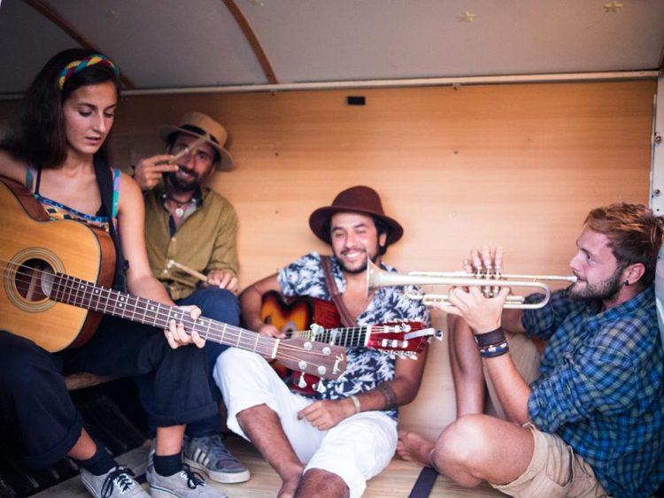 Diablo Rey Live al Circolo Quarto Stato Cumbia Reggae Bolero