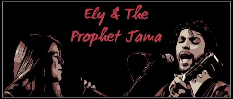 Black music, blues e soul con forti influenze jazz. Un bel mix di stile e spontaneità con ELY & THE PROPHET JAMA Live. Circolo Quarto Stato