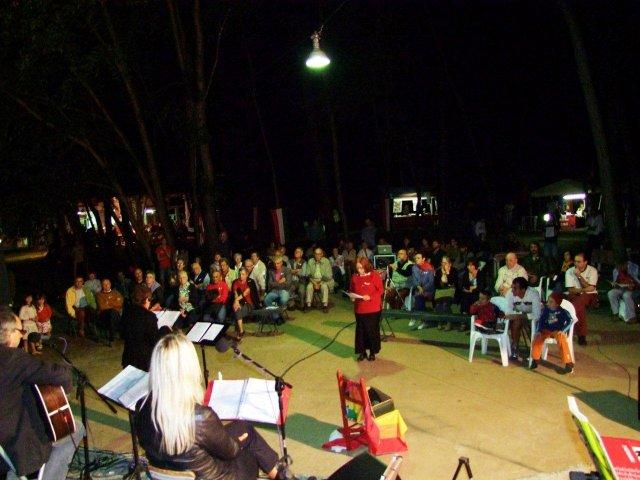 La Casa del Popolo racconta... Bella festa, la Festa dell'ANPI (Provincia di Varese). Festa della Resistenza Provincia di Varese 2010