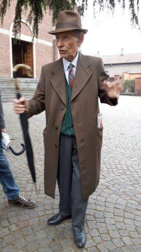 Antonio Aspesi. Cittadino e Uomo di profonda conoscenza, memoria e umanità.