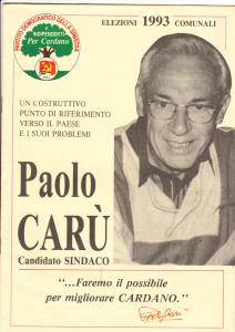 Pci 1993 Cardano fronte