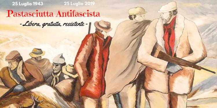 Pastasciutta Antifascista 2019   Libera, gratuita, resistente. Cardano al Campo Circolo Quarto Stato Cardano al Campo. A sostegno di Mediterranea