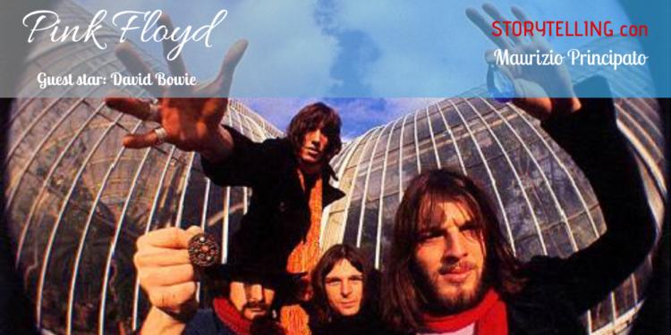 Maurizio Principato (Radio Popolare) in uno spettacolare storytelling dedicato ai Pink Floyd... e a un ospite speciale. ⏰ Venerdì 22 novembre