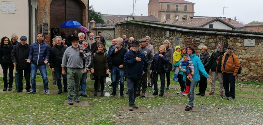 LA CASA DEL POPOLO IN GITA. Tra vigne, cultura nelle terre del Pellizza. GITA A VOLPEDO | 2 NOVEMBRE 2019
