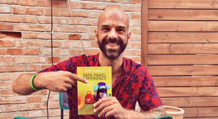 Papà Travel Experience | L'autore, BEPPE LAMBERTO, presenta le avventure di un papà single alle prese con viaggi, principesse, cappelli magici, qualche capriccio e tanti baci