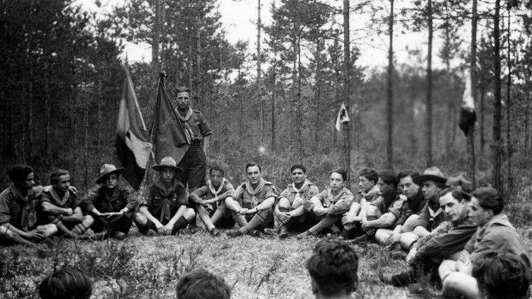 Partigiani Oscar Aquile Randagie Scout Agesci Asci Val Codera