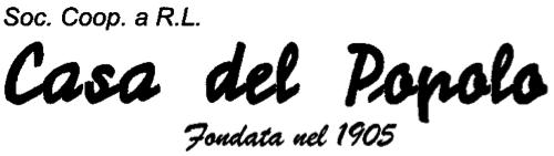 Casa del popolo logo